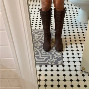 Frye Paige brown boots